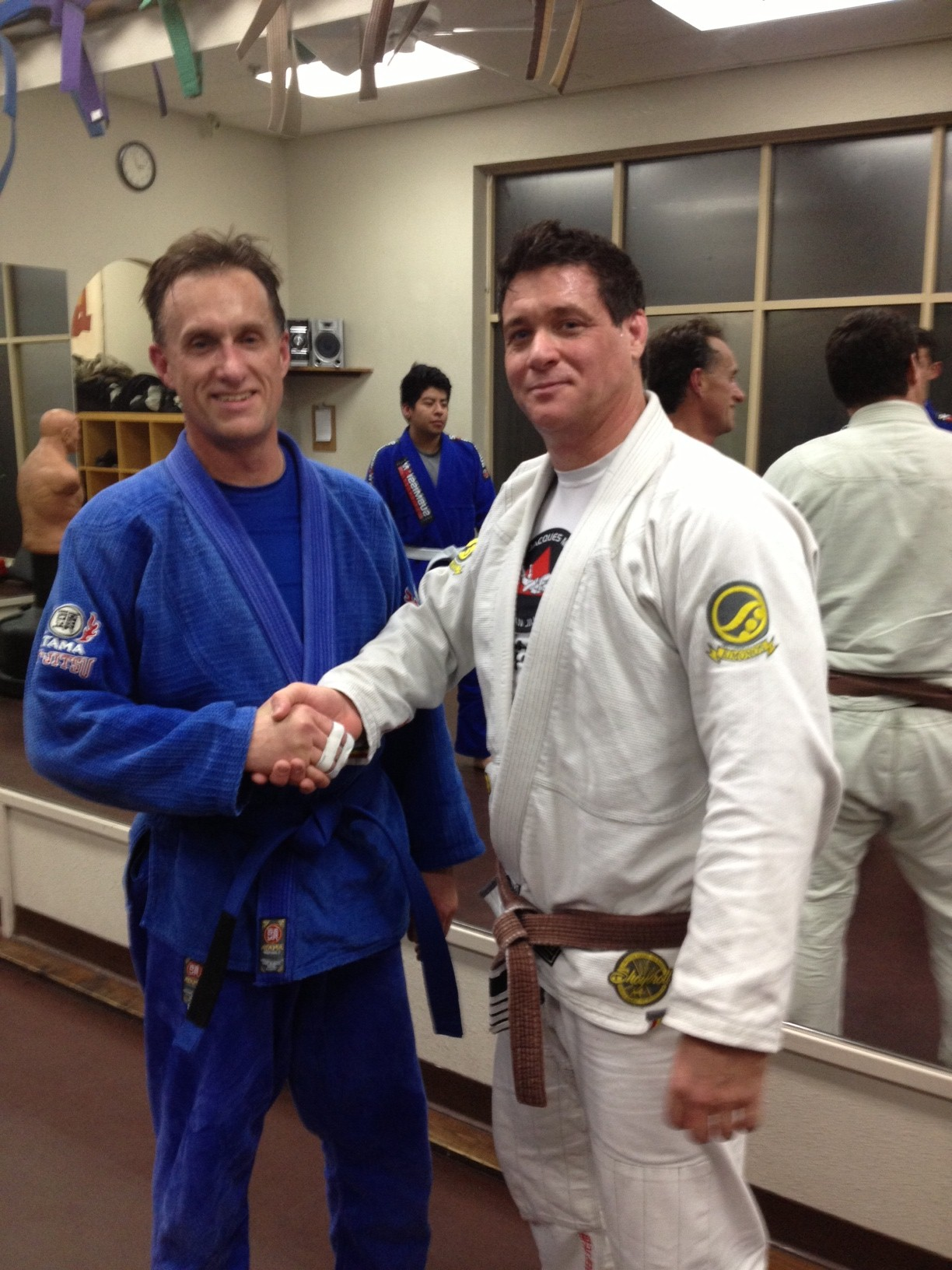 Francis BLUE BELT