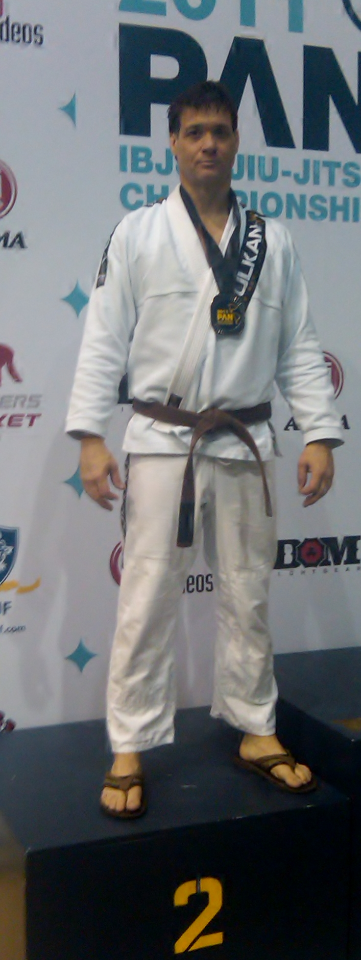 Pans Silver in 2011 --bryan genesse